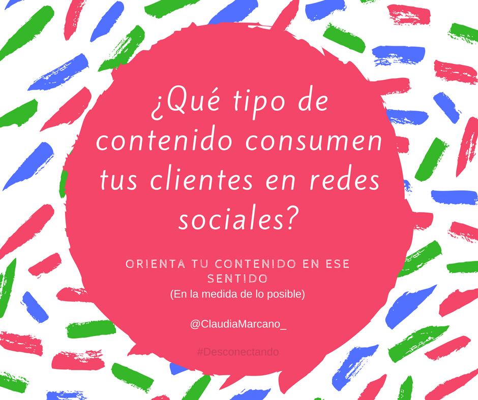 ¿Conoces a tus clientes?