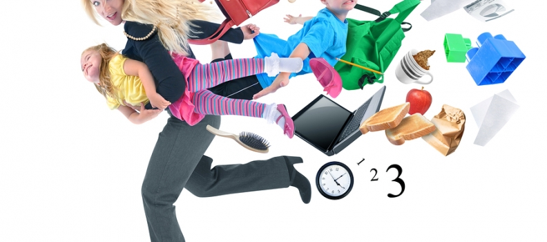 La productividad en compatibilidad con la conciliación familiar